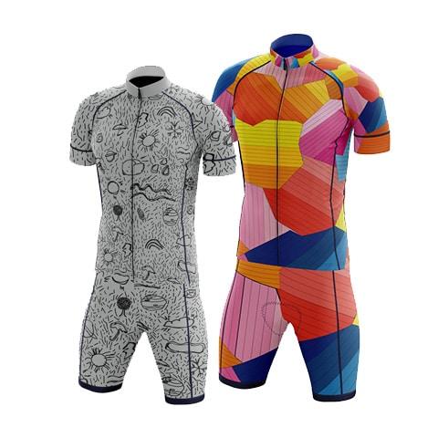 Rennrad Anzug Design